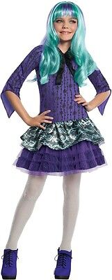 Twyla 13 Wishes Monster High Mattel Nick Fancy Dress Up Halloween Child Costume](Monster High Costumes 13 Wishes)