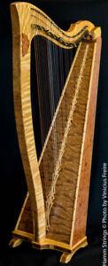Celtic 36 string Lever Harp