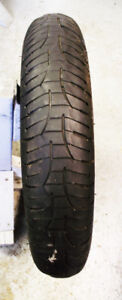 Pneu Moto Michelin Pilot Road 2CT 120/70 ZR 17