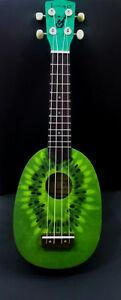 """21"""" Soprano Ukulele Kiwi Style Great for Xmas gift"""