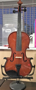 New Menzel ½ and 4/4 Violin Outfits