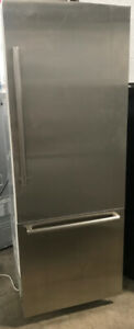 "30"" loft refrigerator counter depth Bosch ss $3999!! as tor **"