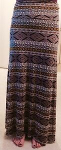 DNA Couture maxi skirt