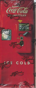 Coca-Cola Phone Cards Box (Scoreboard 1996)(18 packs)