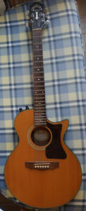 1990s Guild S4CE-NT Acoustic-Electric Guitar w/Active Preamp