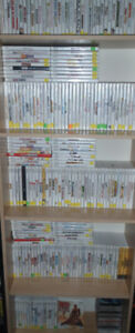 295 nintendo wii and 221 nintendo gamecube games and systems