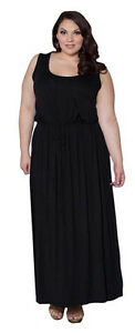Brand New Black Swak Goddess Maxi Dress - $60 O.B.O.