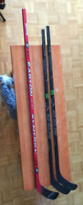 Composite Hockey Sticks for Sale