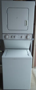WHIRLPOOL STACKABLE WASHER AND DRYER FOR SALE!! $450