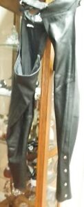 2 pair of  Chaps for motorcycle riding