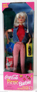 REDUCED - 1997 Coca-Cola Picnic Barbie - MINT