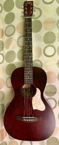 Brand New Art & Lutherie Roadhouse Parlor Guitar