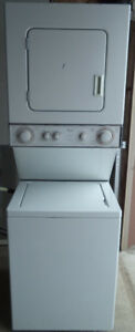 WHIRLPOOL STACKABLE WASHER AND DRYER FOR SALE!!