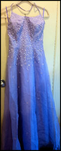 Used Once Dress ~Gorgeous!
