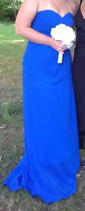 Robes demoiselle dhonneur ou de bal