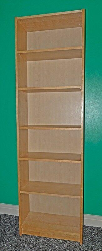 Ikea Billy bookshelves (202 x 60 cm)