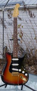 2006 SRV style Fender Stratocaster CIJ Belleville Belleville Area image 1