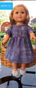 Hand crafted AG Doll  / My Life Doll Clothes