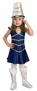 Rubies Childs Christmas Soldier Girl Costume, Small