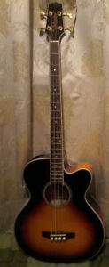 Takamine GB72CE Acoustic Electric Bass