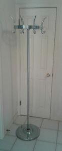 Chrome Hall Coat Hanger $100