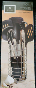 FOR SALE - Gibson 9-pieces kitchen utensils
