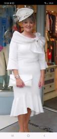 Mother of bride/groom dress size 14