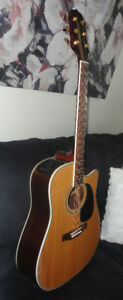TAKAMINE  ELECTRIC / ACOUSTIC GUITAR
