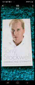 Embracing Eternity Tony Stockwell