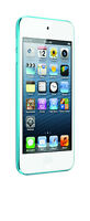 Lost blue iPod touch