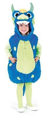 Monster Weste Krokodil Schnappi Drachen Kostüm Overall Plüsch Dino - Plüsch Drachen Kostüm
