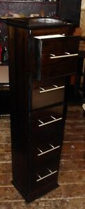 New Hand made Cabinet\Chest with 5  drawers