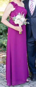 Bridesmaid or mother of the bride Dress London Ontario image 1