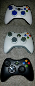 XBOX 360 Wireless Controllers ($20 each)
