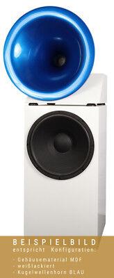 AOS Studio-Monitor 2 Highend Fertigbox Barniz Mate Negro - 1 Pieza