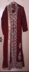 Asian function dress