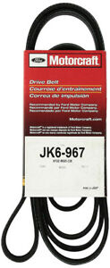 FORD genuine Motorcraft JK6967 Belt, V Belts  new