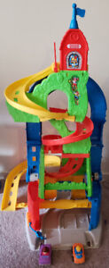 Fisher-Price Sit to Stand Skyway - $30