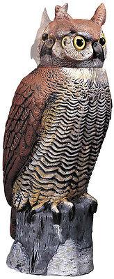 Dalen Ornamental Owl Animal Repellent ornamental owl 18 in
