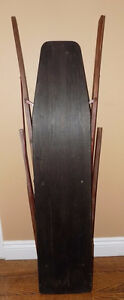 Old Antique Wooden Ironing Board