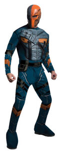 New with Tags Men's Arkham City Deathstroke Costume Med 38-40