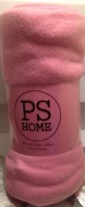 BRAND PS HOME FLEECE THROWS