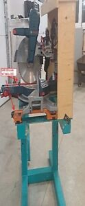 Miter Saw Solid-Steel Bench