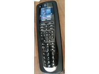 Logic Harmony One Colour Touch Screen Remote Control with Cradle in Excellent Condition Sky Virgin