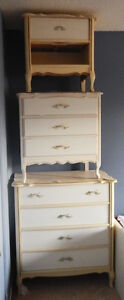 French Provincial Twin Bedroom set (6pic)