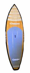 """Stand up paddle board bamboo surf sup 8'8""""x30""""x4"""" Alleydesigns Currumbin Waters Gold Coast South Preview"""