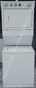 Whirlpool Large Laundry Centre, 12 month warranty