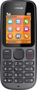 Nokia 100 was used two days in Spain (EUROPE) Like New