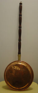 Reproduction Copper Bed Warmer