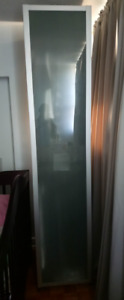 Ikea dresser wardrobe closet frosted door pax